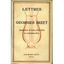Lettres de Georges Bizet