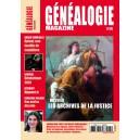 Abonnement généalogie Magazine 1 an - France métropolitaine