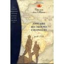 Annuaire des Troupes Coloniales pour 1936 (Cd-Rom)