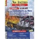 Nos ancêtres, Vie & Métiers N° 44 : Les combattants des mers