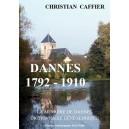 Dannes 1792 - 1910 La mémoires de Dannes Dictionnaire généalogique