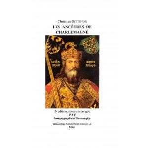 LES ANCÊTRES DE CHARLEMAGNE 2e Edition