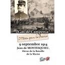 Jean de MONTESQUIEU, Héros de la Bataille de la Marne