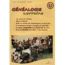 Généalogie Lorraine n° 176 - juin 2015