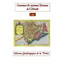 Noms des communes et anciennes paroisses de France : L'Hérault