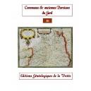 Noms des communes et anciennes paroisses de France : Le Gard