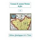 Noms des communes et anciennes paroisses de France : le Gers