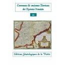Noms des communes et anciennes paroisses de France : Les Pyrénées Orientales