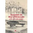 Souvenirs de Rose d'Ormesson: autour de la table en pierre