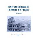 Petite chronologie de l'histoire de l'Italie