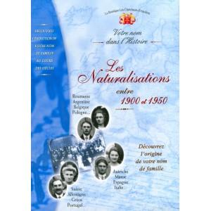 ENTRE TÉLÉCHARGER NATURALISATIONS 1900 ET CD 1960 LES