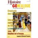 Histoire & généalalogie Nouvelle formule N° 7