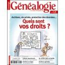 Revue Française de Généalogie N°198 - Février Mars 2012