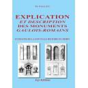 Explication et description des monuments gaulois-romains