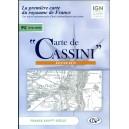 Carte de Cassini sur DVD - Nouvelle Édition 2015