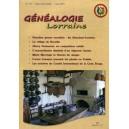Généalogie Lorraine n° 175 - mars 2015