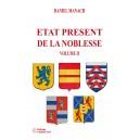 Etat présent de la noblesse Volume II