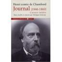 Henri Comte de Chambord Journal (1845 - 1883) Carnets inédits