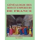 énéalogie des rois et empereurs de france