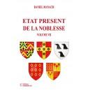 Etat présent de la noblesse Volume VII